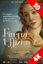 FIRENZE E GLI UFFIZI | LA GRANDE ARTE AL CINEMA 3D/4K