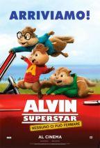 ALVIN SUPERSTAR: NESSUNO CI PUO` FERMARE