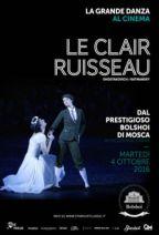 LE CLAIR RUISSEAU   IL BALLETTO DEL BOLSHOI 2016/17